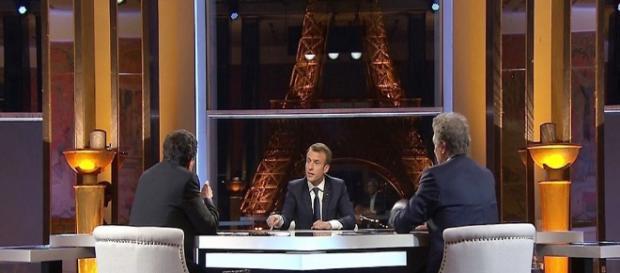 Grand oral d'Emmanuel Macron : ce qu'il faut retenir