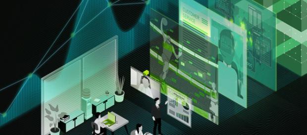 Juntos NVIDIA y SAP acelerados por GPU.
