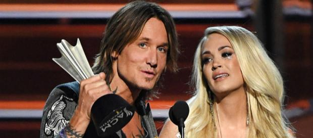 Keith Urban, Carrie Underwood Win Vocal Event of the Year ACM - theboot.com
