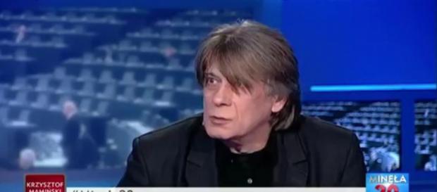 Krzysztof Karoń otwarcie o Unii Europejskiej (youtube.com).