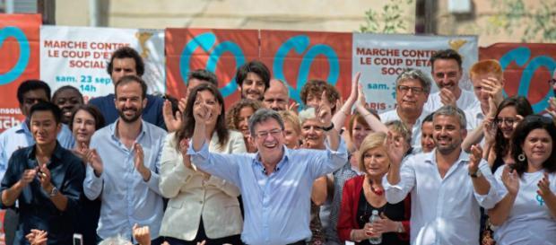 La France insoumise : Mélenchon se prend à rêver de la chute de ... - leparisien.fr