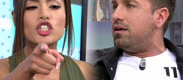 Arde el plató de Telecinco: lo que ha desatado el polígrafo de Miriam