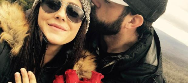 Teen Mom's Jenelle Evans from a social network post