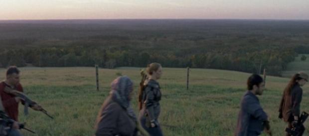 The Walking Dead : Une menace gigantesque à l'horizon...