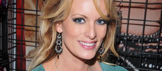 Donald Trump says Stormy Daniels composite sketch is 'a total con job'
