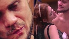 Breno chora e diz se ficará com Ana Clara depois do BBB 18: 'Não amo a Paula'