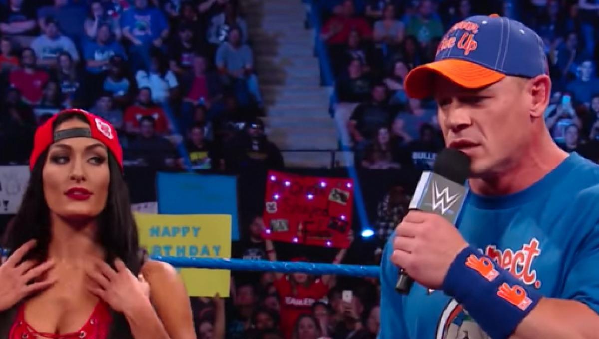John Cena And Nikki Bella Call Off Wedding.Wwe Rumors Nikki Bella Called Off John Cena Wedding Over