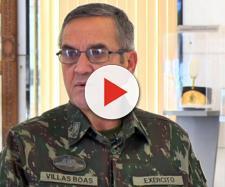 General comandante Eduardo Villas Bôas