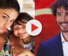 Gossip: Belen Rodriguez e Santiago 'snobbano' Stefano De Martino in tv.