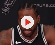 Kawhi Leonard was limited to just nine games this season (Image Credit: bballNeverEnds/YouTube)