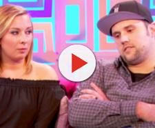 Mackenzie Standifer and Ryan Edwards at the 'Teen Mom OG' reunion. [Photo via MTV/YouTube]