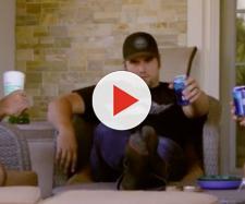 Ryan Edwards drinks beer on 'Teen Mom OG.' - [Photo via MTV / YouTube screencap]
