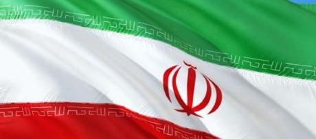 Iran flag - Image credit - Public Domain   Pixabay
