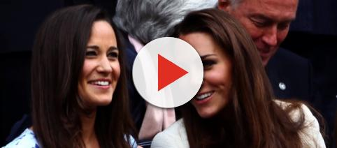 Pippa Middleton is reportedly expecting her first child. - [Hollyscoop / YouTube screencap]