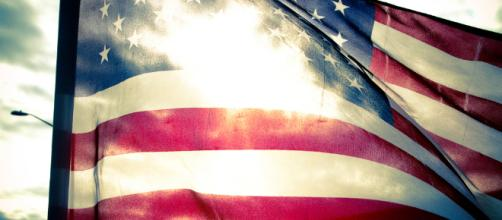American Flag -- Brandi Korte/Flickr