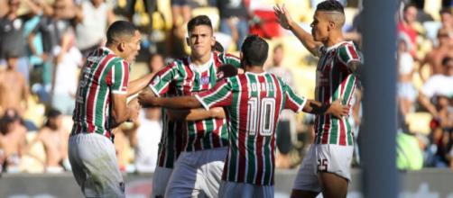 Após derrota para o Corinthians, Flu quer se reabilitar no Brasileiro no domingo, no Maracanã, contra o Cruzeiro (Foto: Futnet)