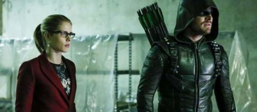 Arrow está llegando al final de su temporada numero 6