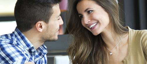 Como você age quando encontra o ''crush''? Foto: Reprodução.