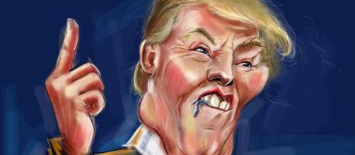 De otros mundos: Yo, Trump / El día a día de un presidente en llamas - blogspot.com