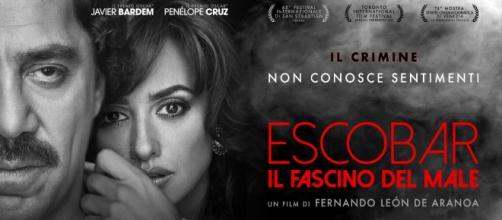 ESCOBAR - IL FASCINO DEL MALE   Vinci il cinema gratis con RDS ... - moviedigger.it