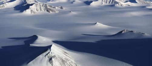Escudo de hielo en el Ártico canadiense