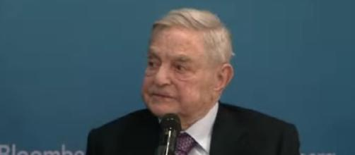 Geroge Soros - Image credit - Bloomberg | YouTube