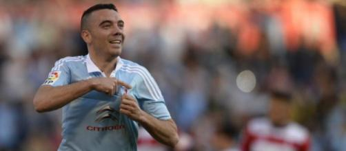 Iago Aspas: A striker lighting up La Liga - itsroundanditswhite.co.uk