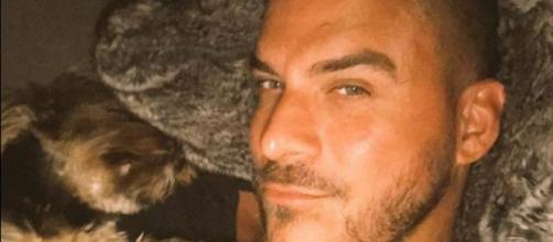 Jax Taylor dumped Brittany from a screenshot