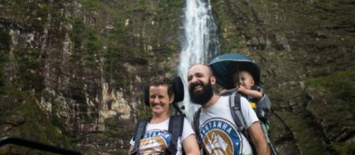 Juliana e Guilherme querem viajar pelo mundo