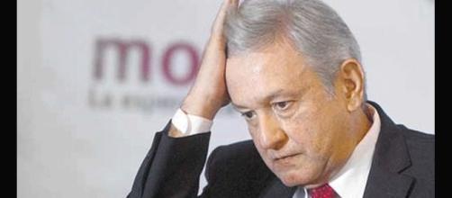López Obrador, no tiene nada que ver con problemas en mitin de Meade