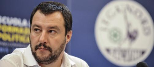 Matteo Salvini, la Lega vola letteralmente nei sondaggi