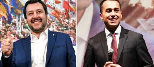 Salvini e Di Maio - centro-destra.it