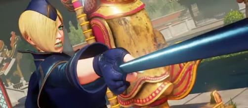Street Fighter 5 Falke Character Trailer [Image Credit: VG247.com/YouTube screencap]
