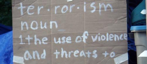"The meaning of ""terrorism"" 