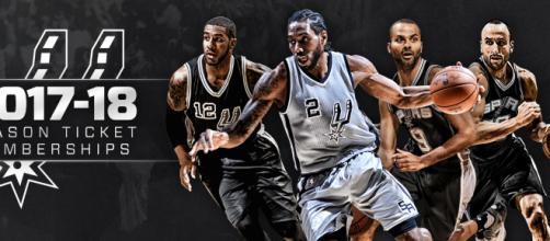 WEST-PREVIEW] San Antonio Spurs : vers une Kawhi dépendance ? - agorasports.fr