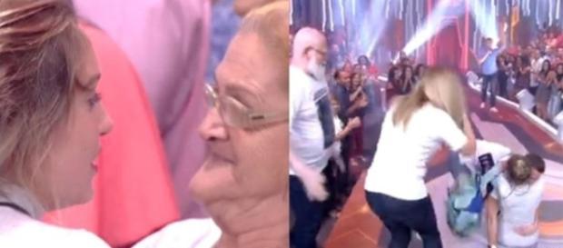 Dona Pepeca acabou sendo proibida de ir à plateia do 'Big Brother Brasil'.