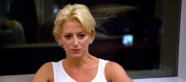 Dorinda Medley appears on 'The Real Housewives of New York City.' [image source: Bravo/YouTube]