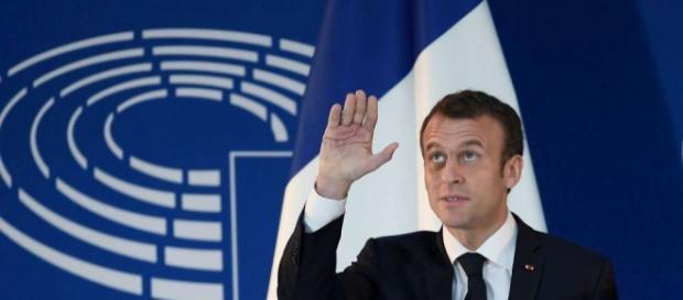 Emmanuel Macron passe son grand oral européen - sudouest.fr