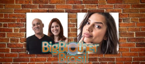 Família Lima e Paula estão no paredão do BBB18