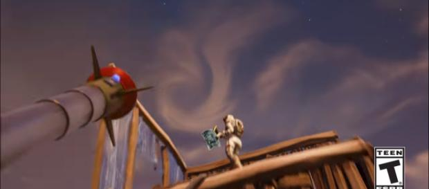 'Fortnite' removing guided missiles from the game for now. - [Image via Fortnite / YouTube screenshot]