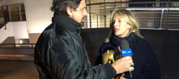 Isola dei Famosi 2018, tapiro in diretta ad Alessia Marcuzzi