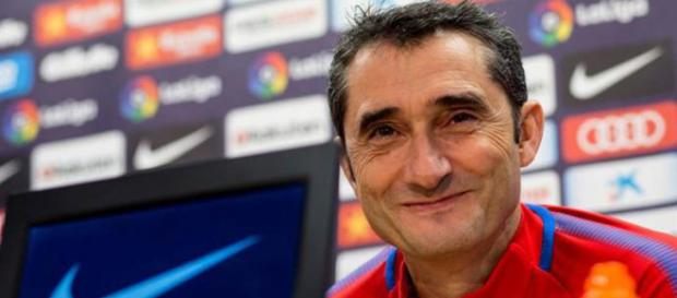 LaLiga - Barcelona: Valverde: We'd have taken a blood oath to be ... - marca.com