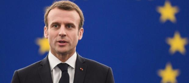Macron et son nouveau concept de souveraineté réinventée pour l'Europe