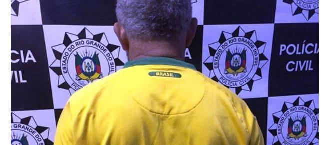 Homem é preso por violentar menina de 8 anos em Viamão