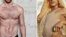 Lucco e Vittar recebem convite picante de ator de filmes adutos gay