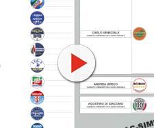 Fac-simile scheda elettorale regionali Molise 2018 | Regione Molise - regione.molise.it