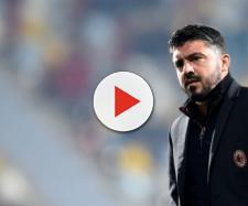 Gattuso preoccupato per la trasferta di Torino. Foto di:- novantesimo.com
