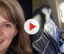 Jennifer Riordan morreu após ser parcialmente sugada para fora de avião (Crédito: Mirror/FOX 10 Phoenix)