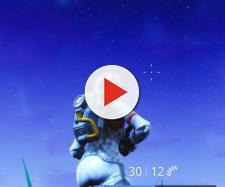 LLuvia de meteoritos en Fortnite: Battle Royale.