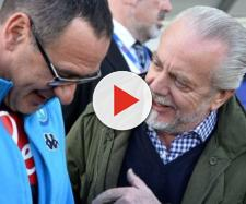 Napoli Sarri De Laurentiis - today.it